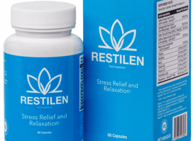 Restilen pomáha účinne kontrolovať stres. Zníži to pocit úzkosti a nervozity!